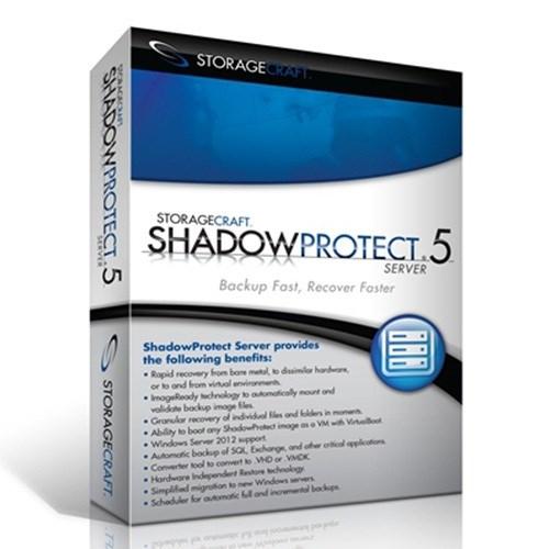 StorageCraft ShadowProtect SPX Desktop + 1 Year Maintenance - License