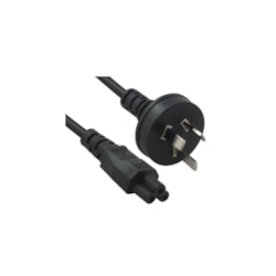 8Ware Power Cable 5M 3-Pin Au To Iec C5 Male To Female
