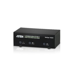 Aten VanCryst 2 Port Vga Video Switch With Audio And RS232 Control
