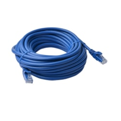 8Ware Cat6a Utp Ethernet Cable 20M SnaglessBlue