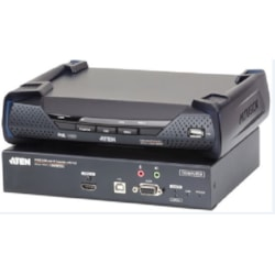 Aten 4K Hdmi Single Display KVM Over Ip Extender With PoE