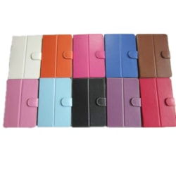 Leader Computer Tablet 10' CasePink W/Clips Folio For Any 9.7'/10' Tablet