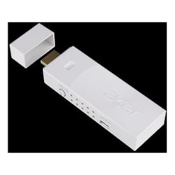 Acer White Hwa1 2.4G/5G WirelessMirror Hdmi Dongle Euro Type 802.11 A/B/G/N/Ac For P1150, P1250.