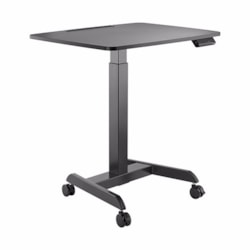Brateck Electric Height Adjustable Workstation With Casters