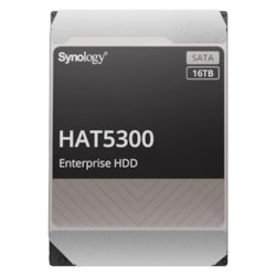"""Synology -Enterprise Storage Drives For Synology Systems , 3.5"""" Sata Hard Drive, Hat5300 , 16TB, 5 Year Warranty"""