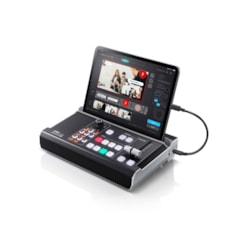 Aten Uc9040 StreamLIVE™ Pro All-In-One Multi-Channel Av Mixer. Preset Up To 8 Scenes, Dve Video Transition Effects, A Storyboard Like Management