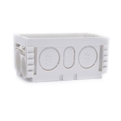 4Cabling 4C | Universal Type Recessed 45MM Mounting Box