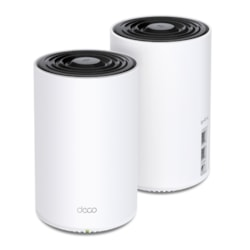 TP-Link Deco X68(2-Pack) Ax3600 Whole Home Mesh Wi-Fi 6 System (Wifi6), Up To 510M Coverage, Wpa3, Tri-Band, Ofdma, Mu-Mimo