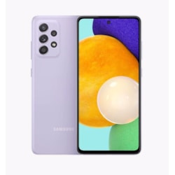 Samsung Galaxy A52 5G 256GB Awesome Violet - 6.5' Super Amoled Display, 8GB/256GB Memory, Water Resistant Ip67, 4500mAh Battery