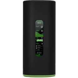 Ubiquiti Amplifi Alien Mesh Router - Wi-Fi 6 - Dual Radio - 4X Gigabit Ethernet Ports On Router, Touch Screen Display