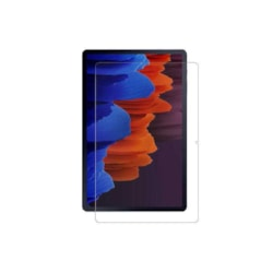 Generic Lito Premium Glass Screen Protector For Samsung Galaxy Tab S7 - Durable Surface & Scratch Resistant, High Transparency, 9H Hardness Glass