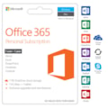 Microsoft Office 365 Personal ESD Licence - 1 PC or Mac & 1 Windows Tablet - 1 Year Subscription