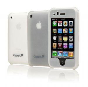 Cygnett Jellybean Case for Apple iPhone Smartphone - Coconut