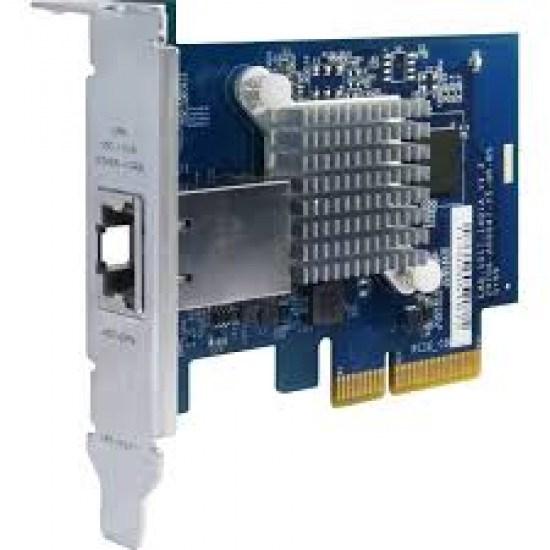 Qnap Qxg-10G1t,Network Card Nas (No Disk),4Gb,Amd GX-420MC,GbE(4),10GbE(1),2U,2YR