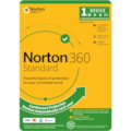 Norton 360 Standard, 10GB, 1 User, 1 Device, 12 Months, PC, Mac, Android, Ios, DVD