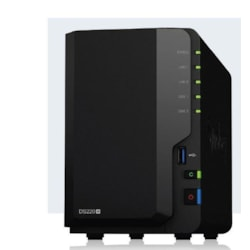 "Synology DiskStation DS220+ 2-Bay 3.5"" Diskless 2xGbE Nas (HMB),Intel Celeron J4025 2-Core 2.0GHz,USB3.0 X2, Launch 18Jun (Tentative)"