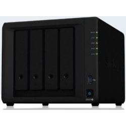 "Synology DiskStation DS420+ 4-Bay 3.5"" Diskless, Intel Celeron J4025 2-Core, 2xGbE Nas (SMB) - 2GB Ram, 2 X Usb3, - Launch 18Jun (Tentative)"