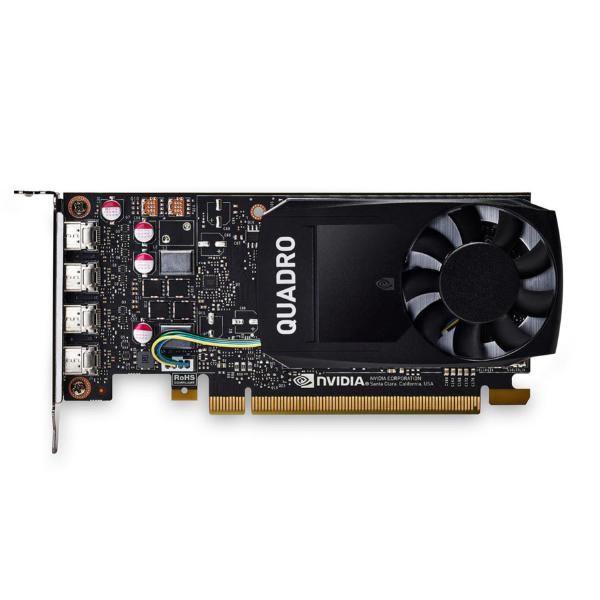 Leadtek Buy 15 X P1000 And Get 1 X P620 Free Leadtek Quadro P1000 Work Station Graphics Card Pcie 4GB DDR5, 4H(mDP), Single Slot, 1X Fan