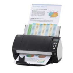 Fujitsu Fi-7160 Document Scanner (A4, Duplex) 60PPM,80SHT Adf,600 Dpi,Usb3