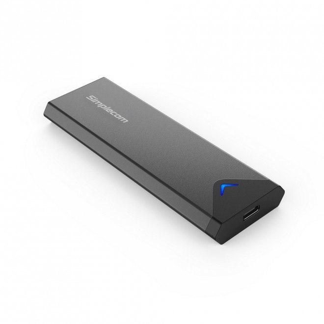 Simplecom 'Simplecom Se509 NVMe (M Key) M.2 SSD To Usb3.2 Gen 2 Usb-C 10Gbps Enclosure'