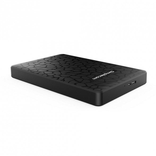 Simplecom Se101 Compact Tool-Free 2.5'' Sata To Usb 3.0 HDD/SSD Enclosure Black