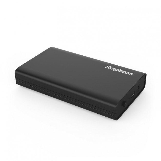 Simplecom Se301 3.5' Sata To Usb 3.0 Hard Drive Docking Enclosure