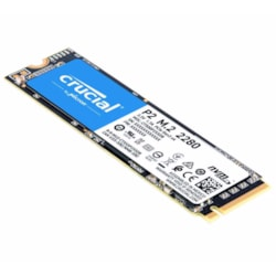 Micron Crucial P2 1TB PCIe NVMe SSD 2400/1800 MB/s R/W 300TBW 1.5Mil HRS MTTF Acronis True Image Cloning Software 5YRS WTY