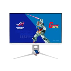 Asus (Not For Open Channel) Asus XG279Q 27' Gaming Monitor Gundam Special Edition Ips 1MS 170Hz 2560X1440 2xHDMI/DP Low Blue Light, G-Sync, GamePlus, Flick