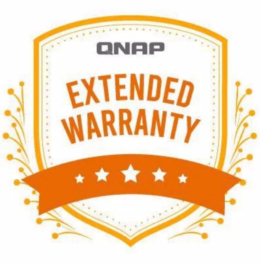 Qnap Lw-Nas-Peach-2Y Nas 2 YR Virtual Extended Warranty For Ts-253D-4G/Tl-R400s/Tr-004U/Ts-453D-4G/Ts-453D-8G