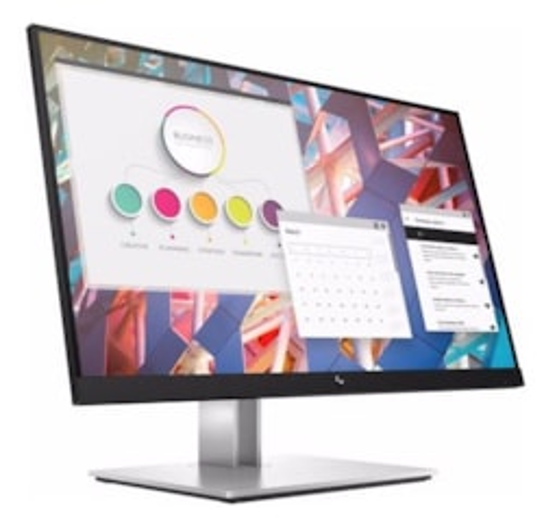 "PWC BUNDLE:  HP Business E24 23.8"" Monitor - Black + 1 x HDMI Cable"