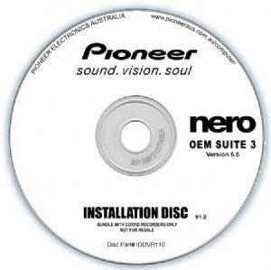 Pioneer Software Cyberlink Suite 10 Oem