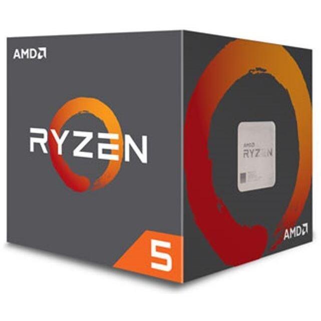 Amd Ryzen 5 2600, 6 Core/12 Threads Am4 Cpu, 3.9GHz 19MB 65W w/Wraith Stealth Cooler Fan Box (Amdcpu)