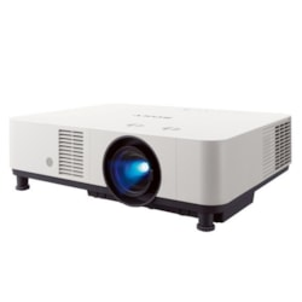 Sony VPL-PHZ60- Venue, Laser, 6000 Lumens/3LCD/ Wuxga, Hdmi / RGB/ 2 X Usb (Type A&Amp; B) / RS-232 / Video In/ 2 X Lan (Control, HDBaseT), Speakers 16W