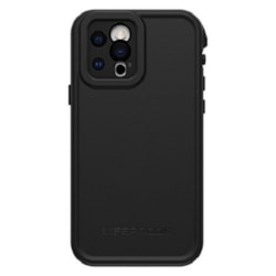OtterBox Lifeproof Fre Case For Apple iPhone 12 Pro - Black