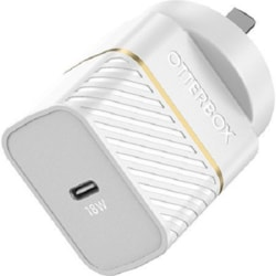 Otterbox 1 Port Usb-C Fast Wall Charger Type-I 18W - Black