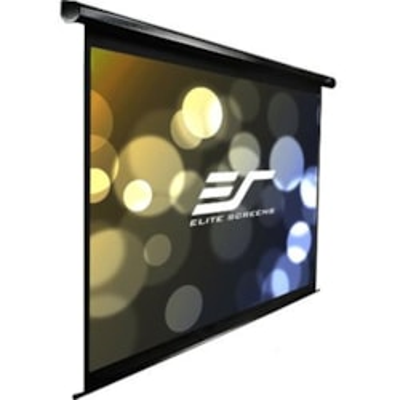 "Elite Screens 130"" Motorised 16:10 Projector Screen, Ir & Rf Control, White 12V Trigger & Switch, Vmax2"