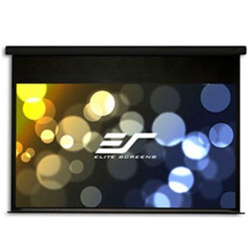 """Elite Screens 126"""" Motorised 16:9 Projector Screen, Floating Wall Mount Ir, Rf, & 12V, Powermax Pro"""