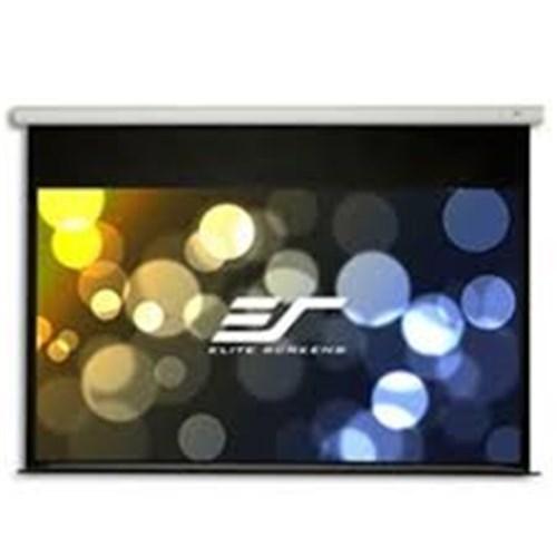 """Elite Screens 141"""" Motorised 16:9 Projector Screen, Floating Wall Mount Ir, Rf, & 12V, Powermax Pro"""