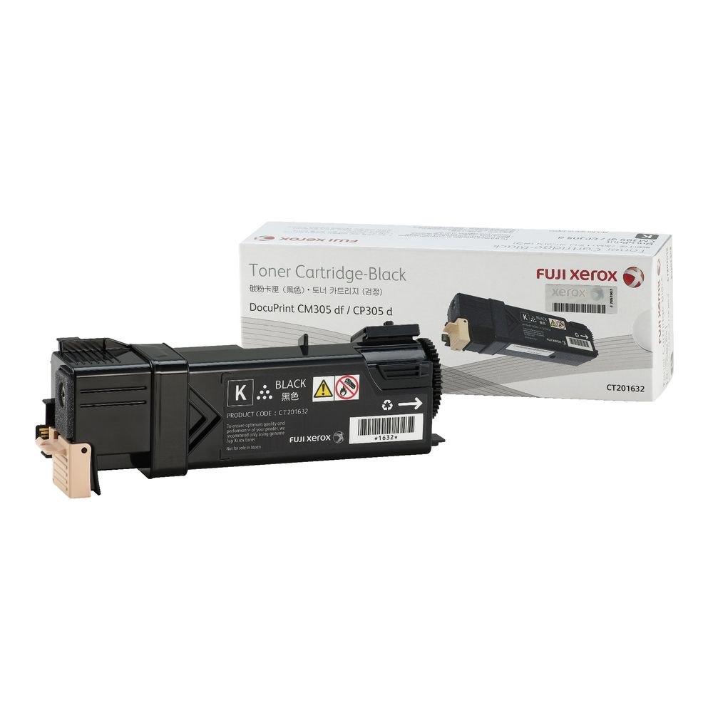 Fuji Xerox CT201632 Original Toner Cartridge - Black