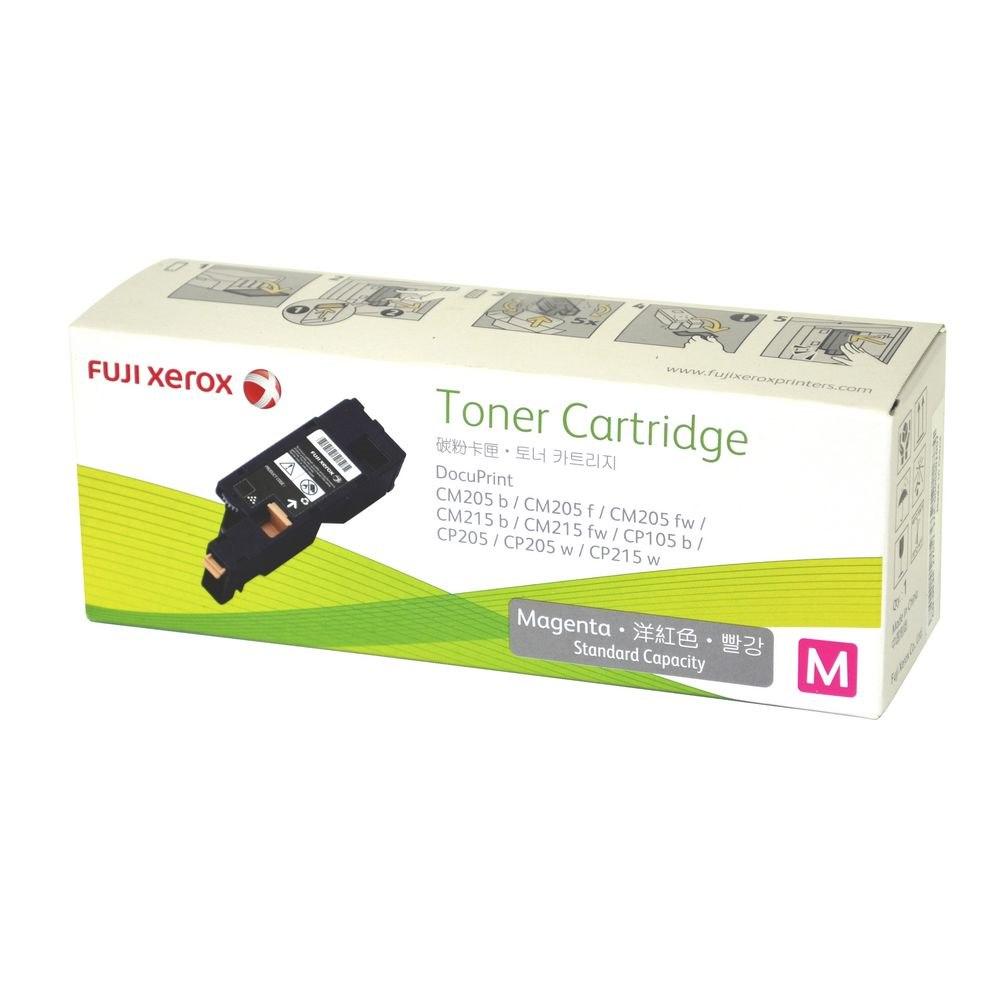 Fuji Xerox CT202132 Toner Cartridge - Magenta
