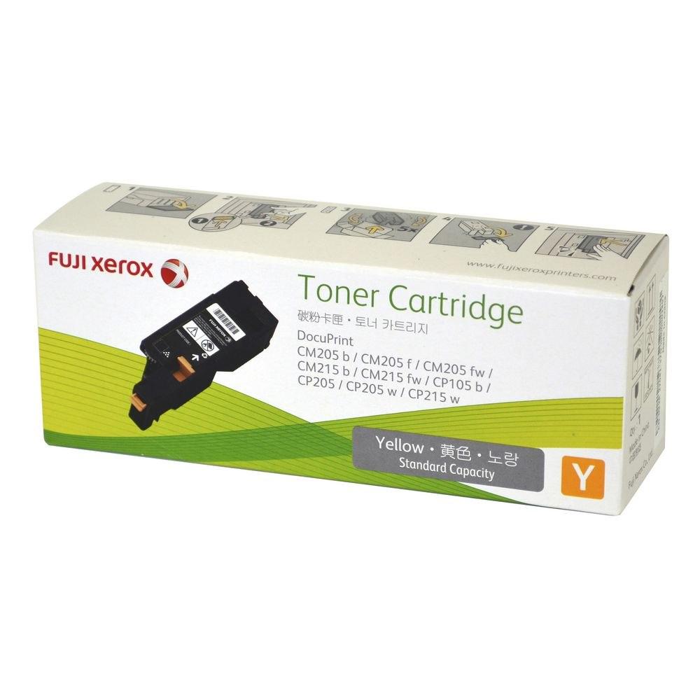 Fuji Xerox CT202133 Toner Cartridge - Yellow