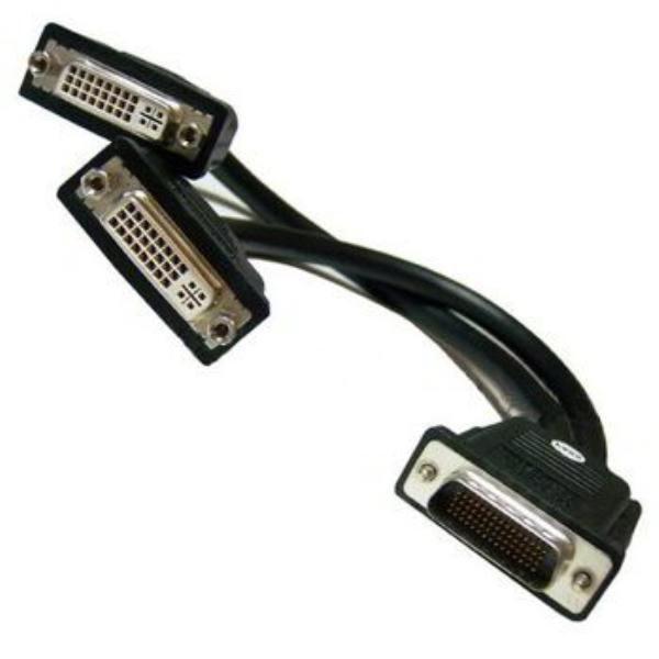 Matrox DVI-to-HD15 / DVI Dual Monitor