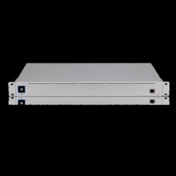 Ubiquiti UniFi Redundant Power System - Protect Up To 6 Rackmount Ubiquiti Gen2 Devices - 950W DC Power Budget - Touch Screen Info Display