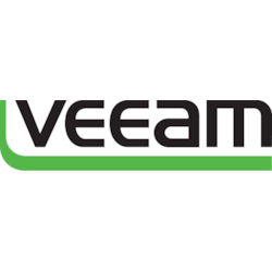 Veeam Backup Essentials + Production Support - Upfront Billing License - 1 Year