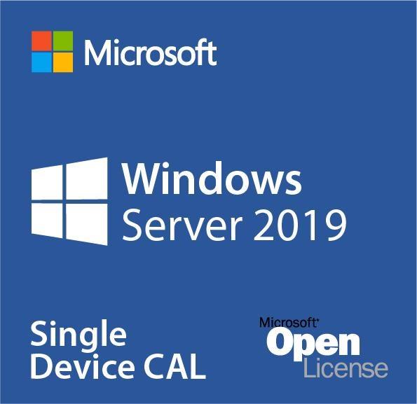 Microsoft Windows Server 2019 - License - 1 User CAL