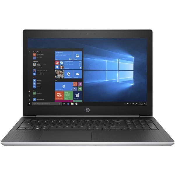 """HP 455 G5 15.6"""" Led HD, A9-9420, 8GB DDR4, 256GB SSD, Win10 Pro, Wlan, 1-1-1 WTY"""