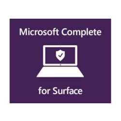 Complete Business Plus EXPSHP 4YR Surface Laptop with drive retention