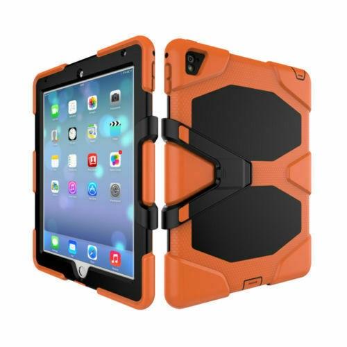 Rugged Case for iPad mini4 orange