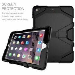 Rugged Case for iPad 6th Gen 9.7 blue
