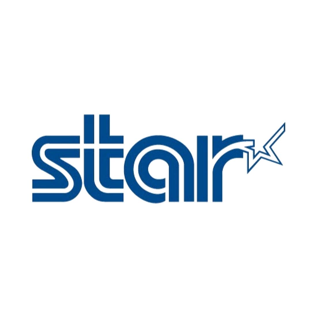Star Micronics RF76-D85-C17 12PK Dot Matrix Receipt Paper